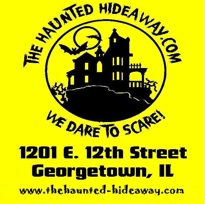 The Haunted Hideaway in Georgetown, IL