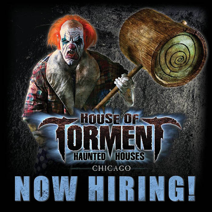 House of Torment in Morton Grove, IL