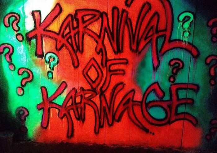 Karnival of Karnage in Belvidere, IL