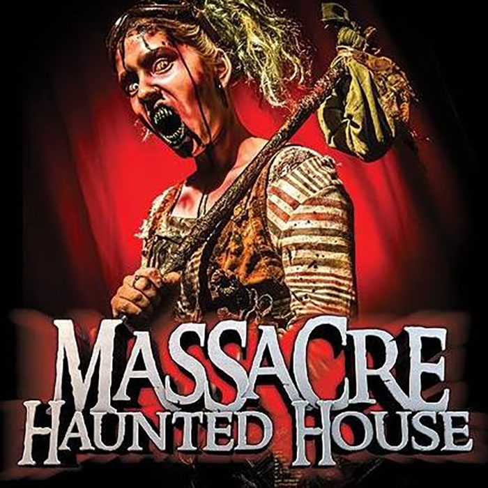 Massacre Haunted House in Montgomery, IL