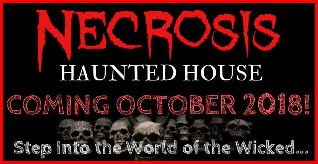 Necrosis Haunted House in Rantoul, IL