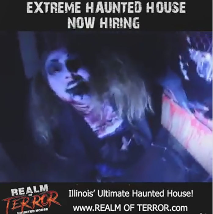 Realm of Terror in Round Lake Beach, IL