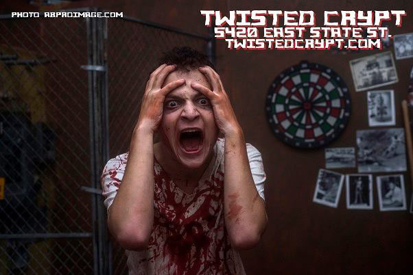 Twisted Crypt in Rockford, IL