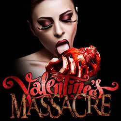Valentine's Massacre at the Massacre Haunted House (Montgomery, IL)