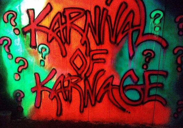 Karnival of Karnage in Belvidere, IL.