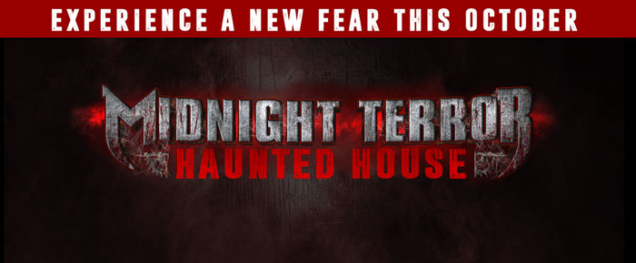 Midnight Terror Haunted House in Oak Lawn, IL.