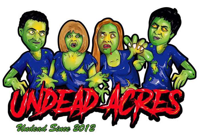 Undead Acres in Monee, IL.