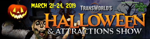 HauntedIllinois.com's review of the 2019 Transworld Halloween & Attractions Show, the Haunt Show in St. Louis, Missouri.