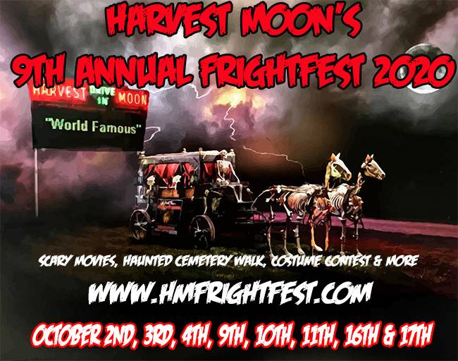 Harvest Moon's 9th Annual Frightfest - Gibson City, Illinois