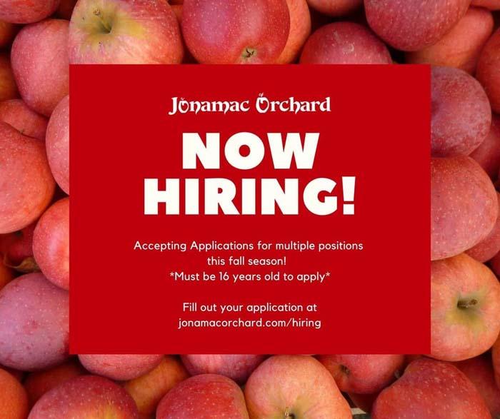 Jonamac Orchard in Malta, IL.