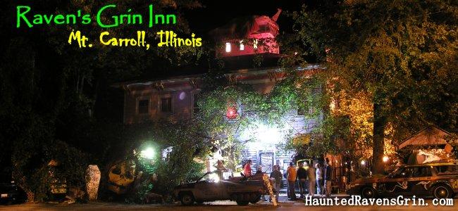 Raven's Grin Inn - Mount Carroll, Illinois