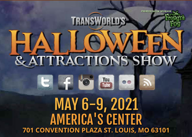 2021 Transworld Halloween & Attractions Haunt Show Review