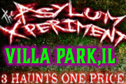 Asylum Xperiement Haunted Attractions - Villa Park, IL