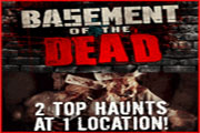 Basement of the Dead - Aurora, Illinois