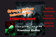 CreepyHallow Blood Shed Haunted House - Frankfort, Illinois