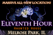 Eleventh Hour Haunted House - Elk Grove Village, IL