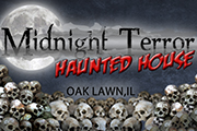 Midnight Terror Haunted House - Oak Lawn, Illinois