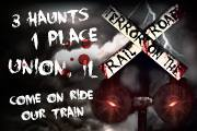 Terror on the Railroad Haunted Attraction - Union, Illinois