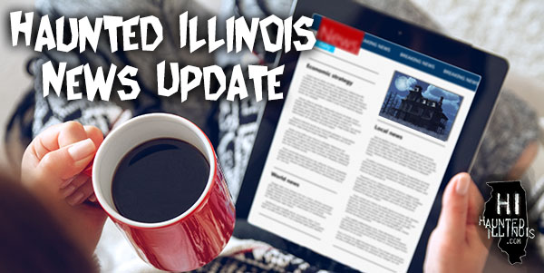 HauntedIllinois.com's August pre-season update with information about website enhancements, haunted attraction help wanted listings and more!