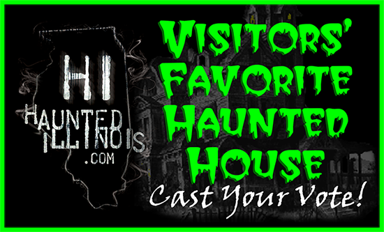 HauntedIllinois.com - Visitors' Favorite Haunted Houses and Halloween Events. Cast your vote!