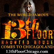 13th Floor Haunted House - Melrose Park, IL