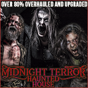 Midnight Terror Haunted House (Oak Lawn, IL)
