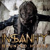 Insanity Haunted House (Peru, IL)