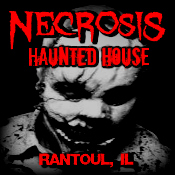 Necrosis Haunted House (Rantoul, IL)