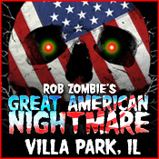 Rob Zombie Great American Nightmare (Villa Park, IL)