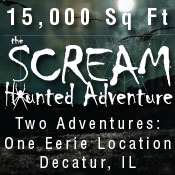 The Scream Haunted Adventure - Decatur, IL