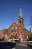 St. Marys Immaculate Conception Church - Founded in 1826, this church is the first Catholic parish outside of Boston.