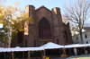 Salem Witch Museum - Visitors are given a dramatic history lesson using stage sets with life-size figures, lighting and a narration - an overview of the Witch Trials of 1692.
