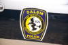 Salem Police Car - The mission of the Salem Police Department is to reduce crime and the fear of crime by working with all citizens to preserve life, maintain human rights, protect property, and promote individual responsibility and community commitment.