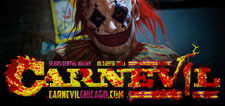 Buy one, get one FREE general admission to CarnEvil Haunted House in Hoffman Estates, IL