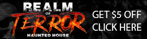Get $5 off tickets for Realm of Terror (Round Lake Beach, IL)