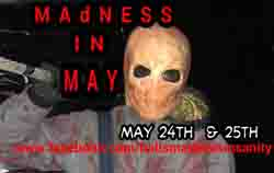 Madness in May - The Halls of Madness in Paris, IL.