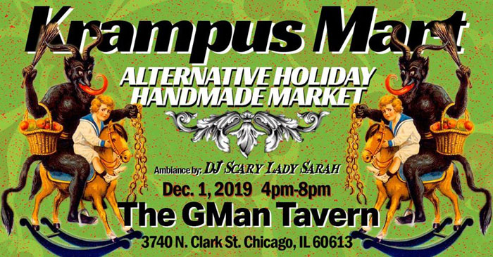 Gman Tavern in Chicago, IL.