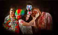 DEAD Rising Haunted House in Crestwood, IL.