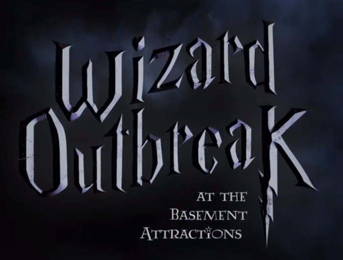 Wizard Outbreak at Basement of the Dead in Aurora, IL.