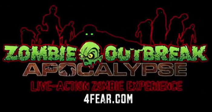 Zombie Outbreak at Basement of the Dead in Aurora, IL.