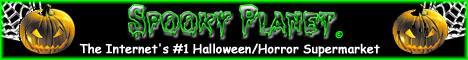 Spooky Planet Community Store -  (http://www.spookyplanet.com/)