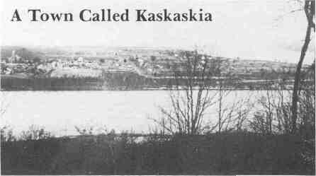 HauntedIllinois.com - Troy Taylor's review of the Curse of Kaskaskia, Illinois' Lost Capital.