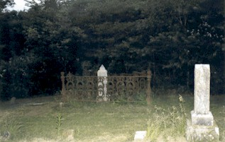 HauntedIllinois.com - Troy Taylor's review of the Old Union Cemetery in Central Illinois.