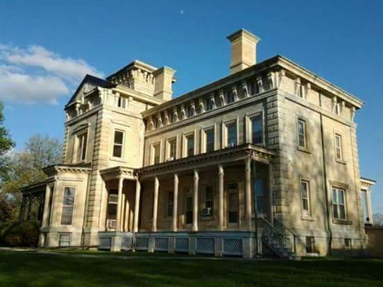 HauntedIllinois.com - Read our review of haunted Quarters One (located on the Rock Island Arsenal in Rock Island, Illinois) by Sheila Schafer, investigator from Rock Island Paranormal.