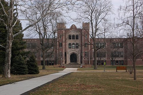 Troy Taylor's Review of Haunted Urbana High School in Champaign Urbana, Illinois.