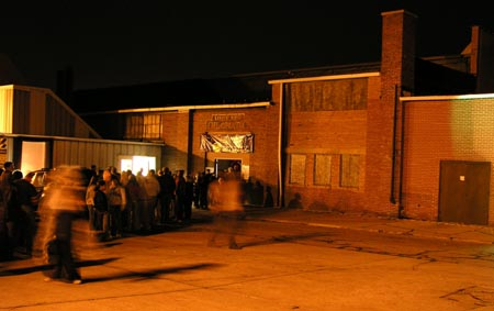 Creatures Crypt Haunted House - (Bloomington, Illinois) - Picture
