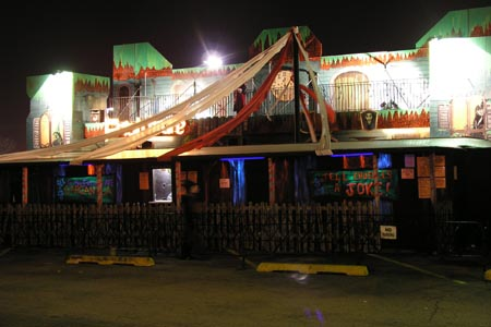Midway of Terrors Haunted House - (Burbank, Illinois) - Picture