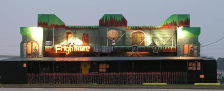 Frightmare 2006 Haunted House - (Burbank, Illinois) - Picture