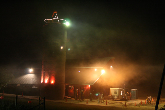 South Beloit Haunted Barn - (South Beloit, Illinois) - Picture
