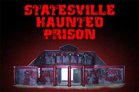 Statesville Haunted Prison - (Crest Hill, Illinois) - Picture